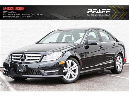 2012 Mercedes-Benz C-Class Base (Stk: O12580A) in Markham - Image 1 of 17