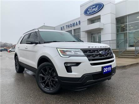 2019 Ford Explorer XLT (Stk: S9450A) in St. Thomas - Image 1 of 29