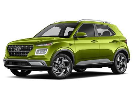 2020 Hyundai Venue Ultimate w/Grey-Lime Interior (Stk: 20478) in Ajax - Image 1 of 2