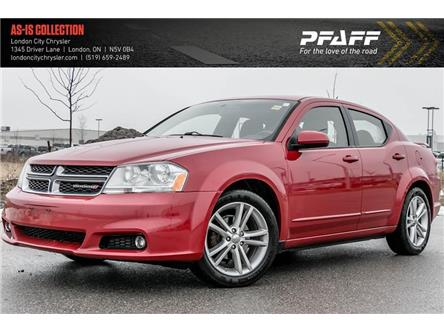 2012 Dodge Avenger SXT (Stk: LU8688A) in London - Image 1 of 20