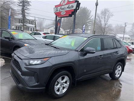 2019 Toyota RAV4 LE (Stk: 61461P) in Fredericton - Image 1 of 8