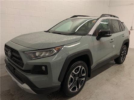2020 Toyota RAV4 Trail (Stk: TW119) in Cobourg - Image 1 of 7