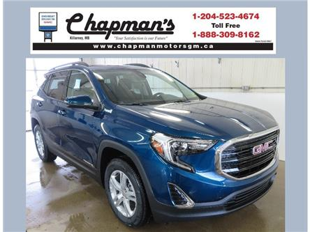 2020 GMC Terrain SLE (Stk: 20-061) in KILLARNEY - Image 1 of 35