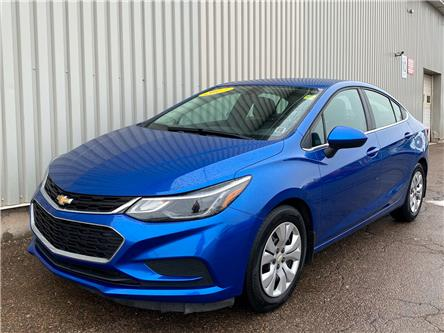 2017 Chevrolet Cruze LT Auto (Stk: X4876A) in Charlottetown - Image 1 of 23