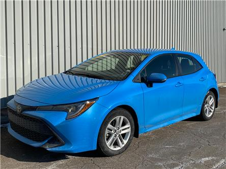 2019 Toyota Corolla Hatchback Base (Stk: X4872A) in Charlottetown - Image 1 of 22
