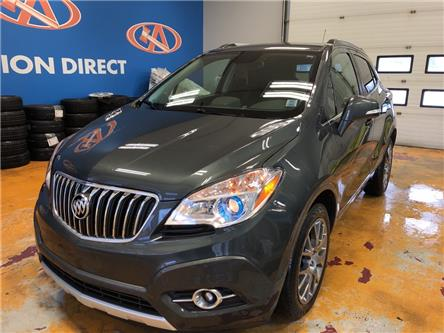 2016 Buick Encore Sport Touring (Stk: 16-609164) in Lower Sackville - Image 1 of 15