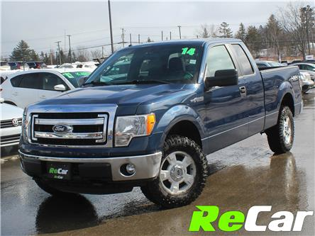 2014 Ford F-150 XLT (Stk: 200236B) in Fredericton - Image 1 of 11