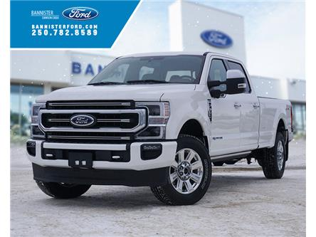 2020 Ford F-350 Platinum (Stk: T202025) in Dawson Creek - Image 1 of 16