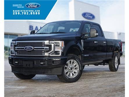 2020 Ford F-350 Limited (Stk: T202032) in Dawson Creek - Image 1 of 16