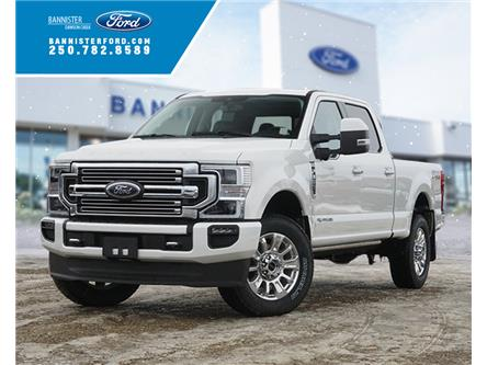 2020 Ford F-350 Limited (Stk: T202054) in Dawson Creek - Image 1 of 16