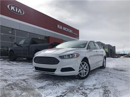 2016 Ford Fusion SE (Stk: P0491) in Calgary - Image 1 of 21