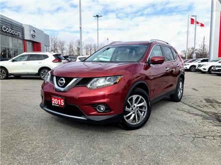 2015 Nissan Rogue SL (Stk: CLC767723A) in Cobourg - Image 1 of 36