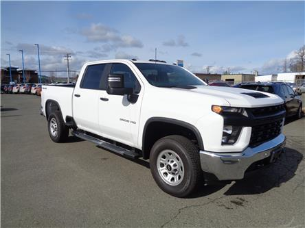 2020 Chevrolet Silverado 3500HD Work Truck (Stk: T20010) in Campbell River - Image 1 of 29
