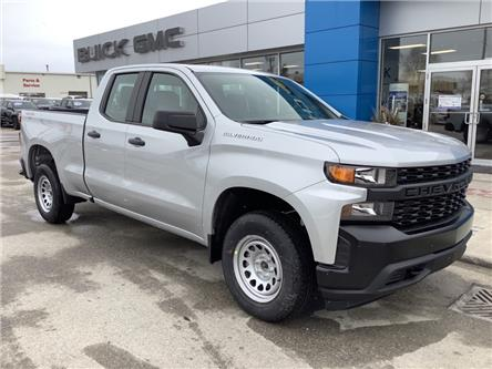 2020 Chevrolet Silverado 1500 Work Truck (Stk: 20-786) in Listowel - Image 1 of 10