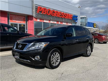 2015 Nissan Pathfinder S (Stk: FC662145) in Sarnia - Image 1 of 18