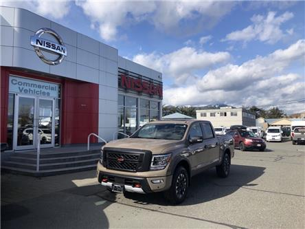 2020 Nissan Titan PRO-4X (Stk: N08-0132) in Chilliwack - Image 1 of 16