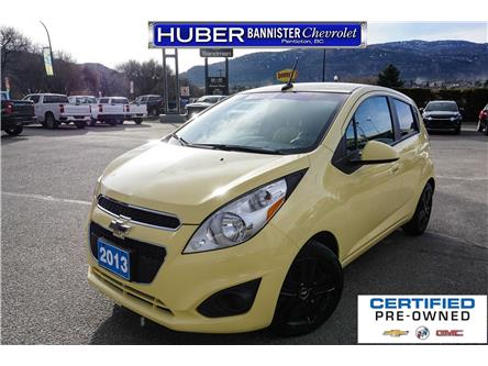 2013 Chevrolet Spark LS Manual (Stk: N03020A) in Penticton - Image 1 of 14
