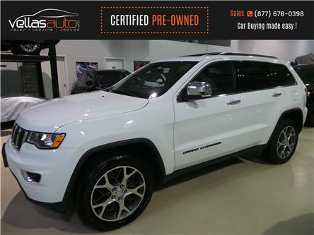 2019 Jeep Grand Cherokee Limited (Stk: NP5629) in Vaughan - Image 1 of 29