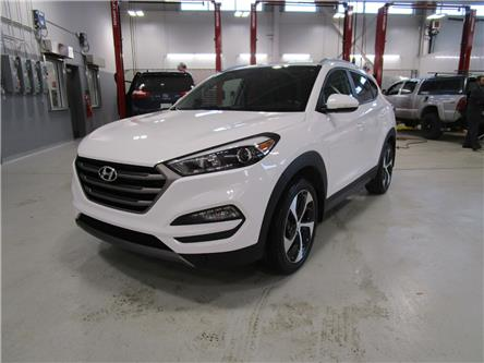 2016 Hyundai Tucson Premium 1.6 (Stk: 7911) in Moose Jaw - Image 1 of 27