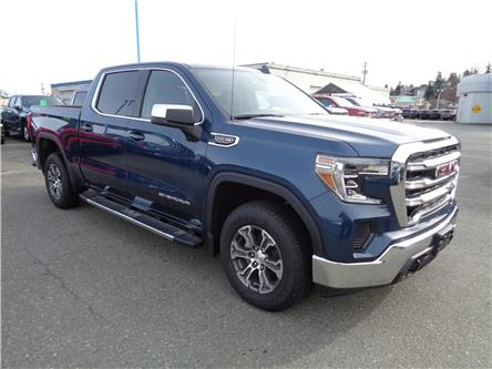 2019 GMC Sierra 1500 SLE (Stk: T19271) in Campbell River - Image 1 of 21