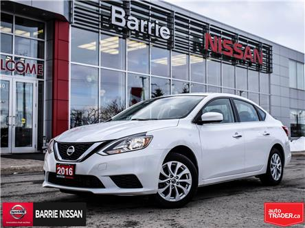 2016 Nissan Sentra  (Stk: P4662) in Barrie - Image 1 of 26