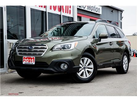 2016 Subaru Outback  (Stk: 20199) in Chatham - Image 1 of 27