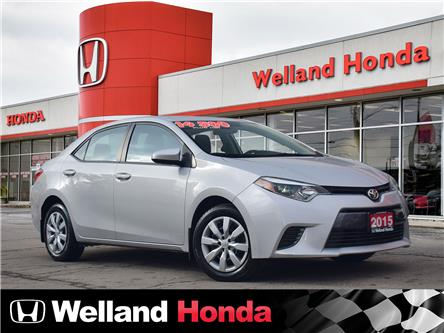 2015 Toyota Corolla LE (Stk: U6761) in Welland - Image 1 of 23