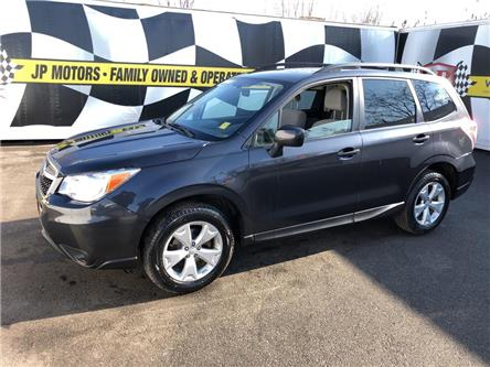 2016 Subaru Forester 2.5i Convenience Package (Stk: 49026) in Burlington - Image 1 of 25