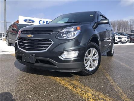 2017 Chevrolet Equinox LT (Stk: EX20096A) in Barrie - Image 1 of 17