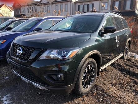 2020 Nissan Pathfinder SL Premium (Stk: LC584005) in Whitby - Image 1 of 5