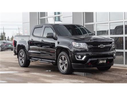 2018 Chevrolet Colorado LT (Stk: 41669DBUXJ) in Innisfil - Image 1 of 20