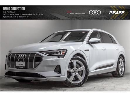 2019 Audi e-tron 55 Progressiv (Stk: A12436) in Newmarket - Image 1 of 22