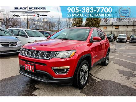 2019 Jeep Compass Limited (Stk: 7033) in Hamilton - Image 1 of 23