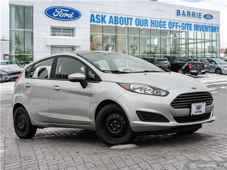 2016 Ford Fiesta SE (Stk: T1703A) in Barrie - Image 1 of 27