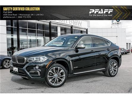 2017 BMW X6 xDrive35i (Stk: U5922) in Mississauga - Image 1 of 22