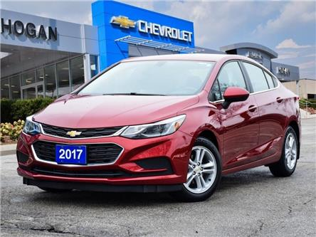 2017 Chevrolet Cruze LT Auto (Stk: A519510) in Scarborough - Image 1 of 26
