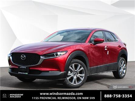 2020 Mazda CX-30 GS (Stk: X35771) in Windsor - Image 1 of 29
