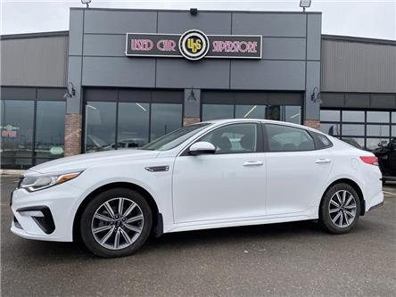 2019 Kia Optima  (Stk: 3787D) in Thunder Bay - Image 1 of 13