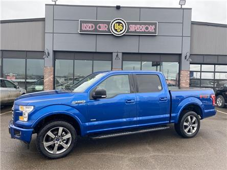 2017 Ford F-150  (Stk: 3848) in Thunder Bay - Image 1 of 18