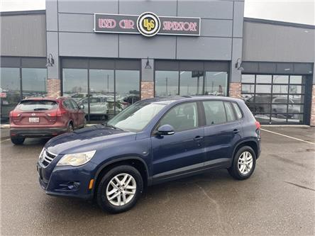 2011 Volkswagen Tiguan  (Stk: UC3890Z) in Thunder Bay - Image 1 of 11