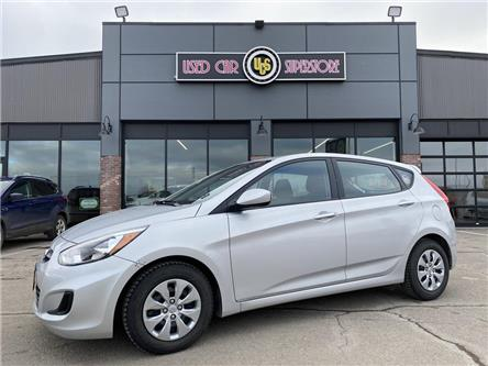 2017 Hyundai Accent  (Stk: UC3861) in Thunder Bay - Image 1 of 11
