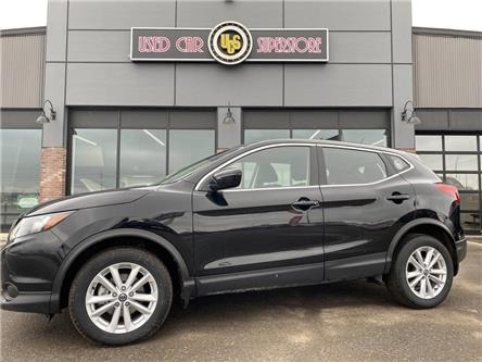 2019 Nissan Qashqai  (Stk: UC3897D0) in Thunder Bay - Image 1 of 11