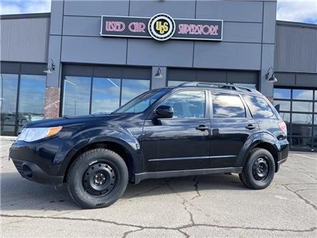 2013 Subaru Forester  (Stk: UC3900) in Thunder Bay - Image 1 of 12
