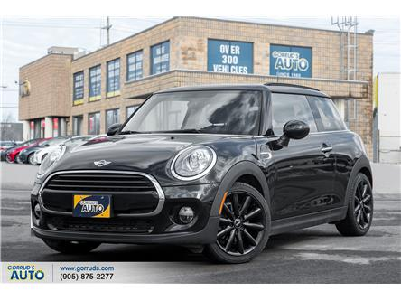 2017 MINI 3 Door Cooper (Stk: F61343) in Milton - Image 1 of 20