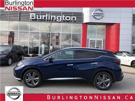 2019 Nissan Murano Platinum (Stk: A6919) in Burlington - Image 1 of 17