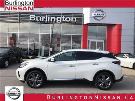 2020 Nissan Murano Platinum (Stk: A6914) in Burlington - Image 1 of 17