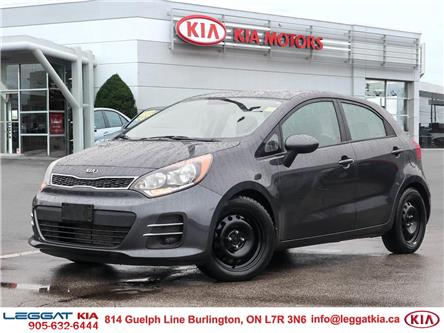 2017 Kia Rio5  (Stk: 2A2096A) in Burlington - Image 1 of 25