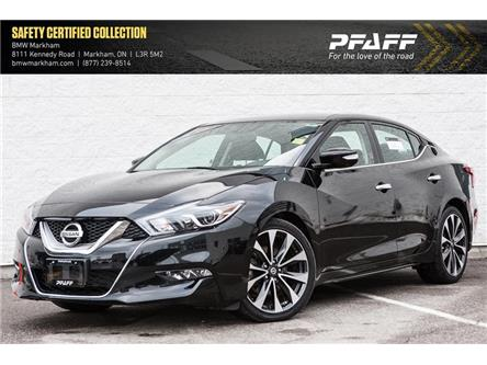 2017 Nissan Maxima SR (Stk: 38917A) in Markham - Image 1 of 20