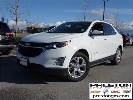 2019 Chevrolet Equinox LT (Stk: X29161) in Langley City - Image 1 of 30
