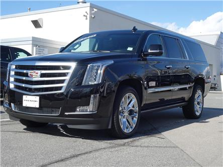 2019 Cadillac Escalade ESV Premium Luxury (Stk: 9004790) in Langley City - Image 1 of 6